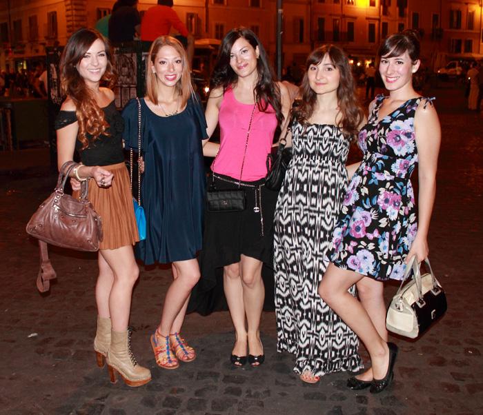 fashion blogger romane nel 2012