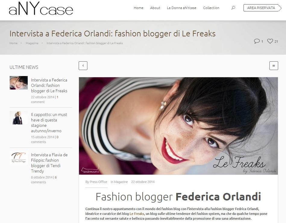 intervista federica orlandi anycase bikini body guide