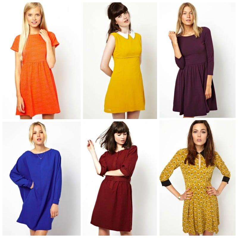 buon servizio prezzi di sdoganamento comprare reale I colori del mio autunno: una selezione di scarpe e vestiti ...
