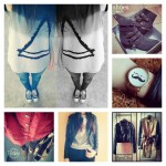 instagram collage fashion blogger le freaks