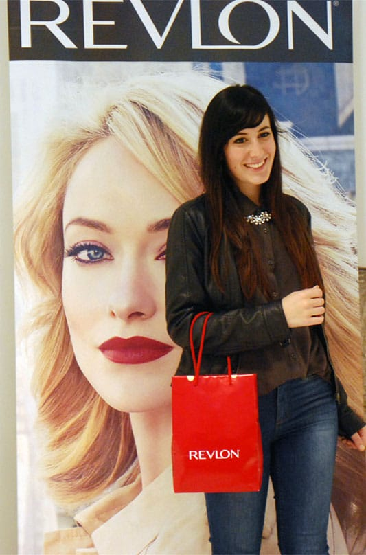 light roma revlon makeup beauty fashion bloggers