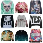 felpe sweatshirt romwe trend fashion