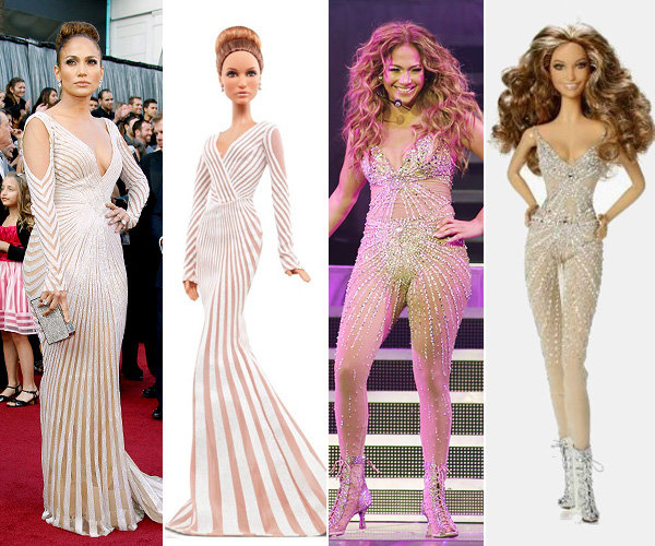 jennifer lopez barbie jlo doll