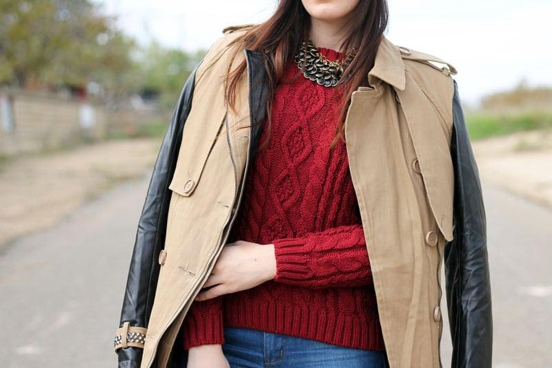 outfit inverno cappotto koralline chicwish fashion blogger