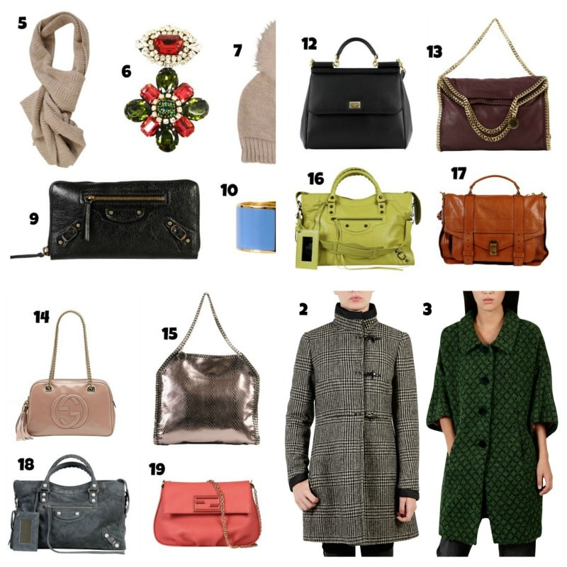 leam luxury shopping christmas wishlist