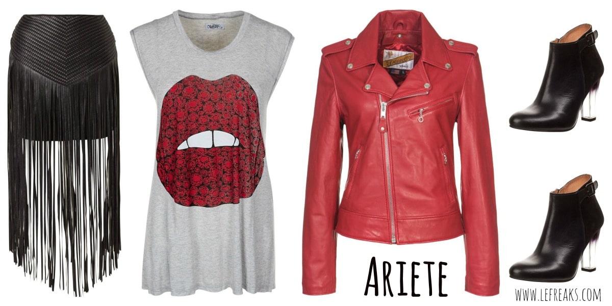 moda zalando segni zodiacali outfit ariete