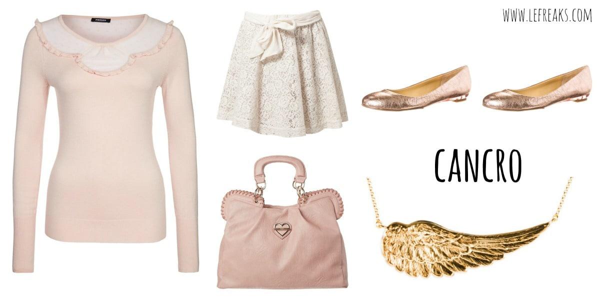 moda zalando segni zodiacali outfit  cancro