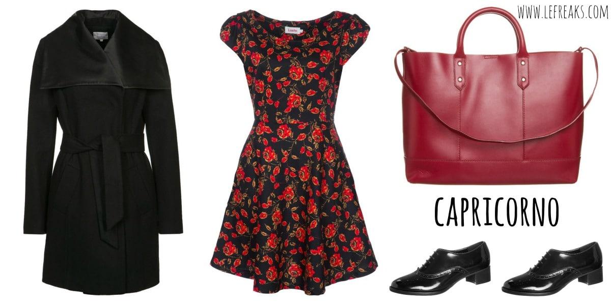 moda zalando segni zodiacali outfit capricorno
