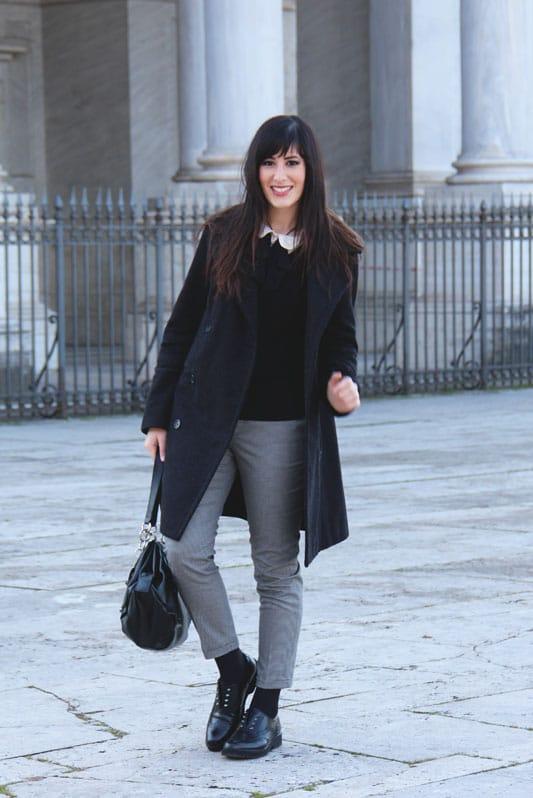 outfit scarpe cult shoes orologio breil borsa betty london