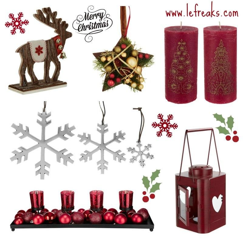 Decorazioni natalizie per la casa le freaks fashion for Decorazioni per casa