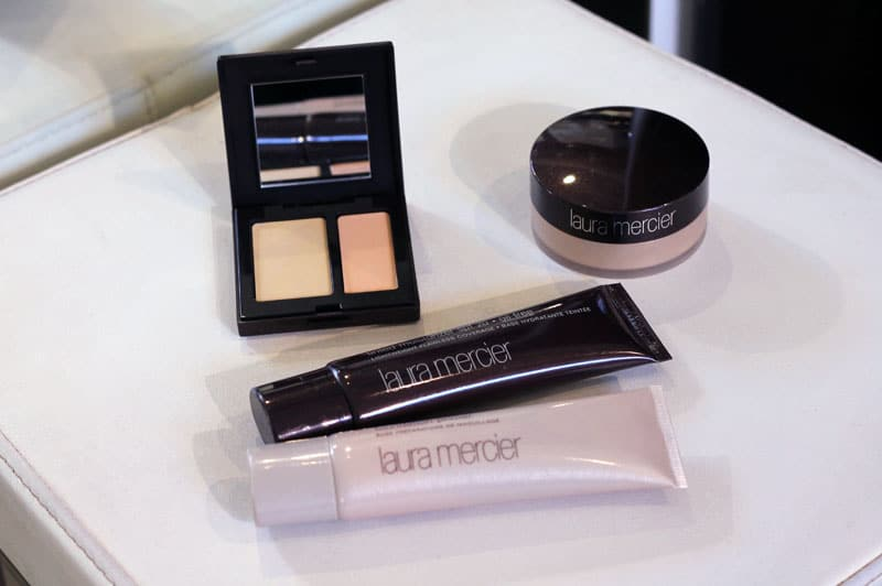 make up artist laura mercier trucco federica orlandi fashion beauty blogger roma