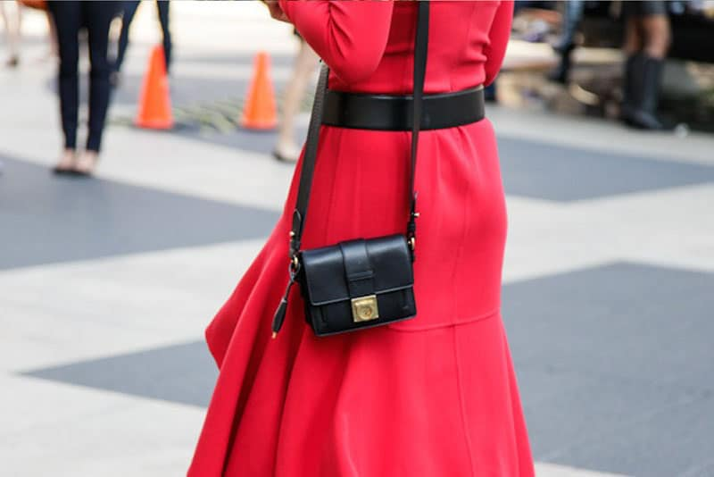 mini bag trend fashion blogger roma