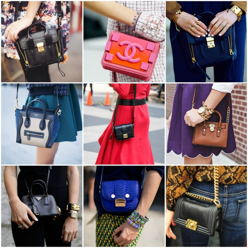 Il Trend Del Momento: Le Mini Hit Bag