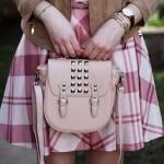 outfit primaverile shopping online alexoo borsa steve madden