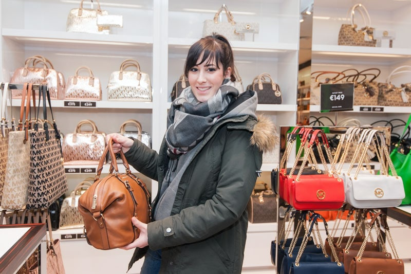 castel romano designer outlet be active be fashion federica orlandi fashion blogger roma