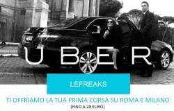 Codice sconto Uber