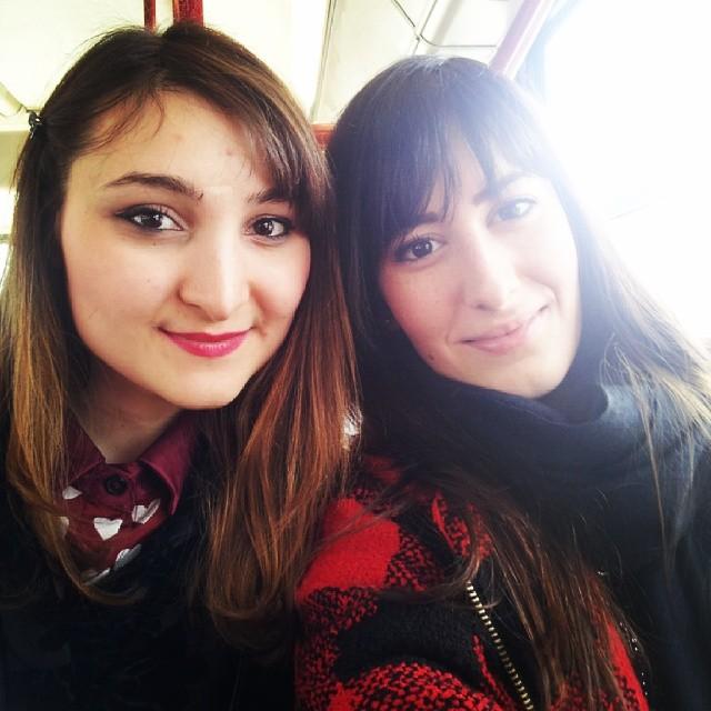 federica orlandi veronica caputo fashion blogger roma