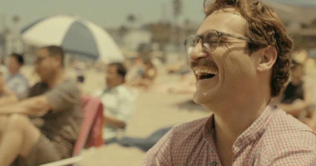 her lei film di spike jonze premio oscar migliore sceneggiatura originale 2014