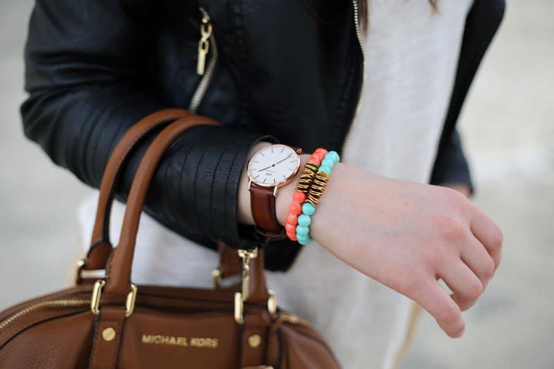 orologio daniel wellington bracciali scacco alle regine