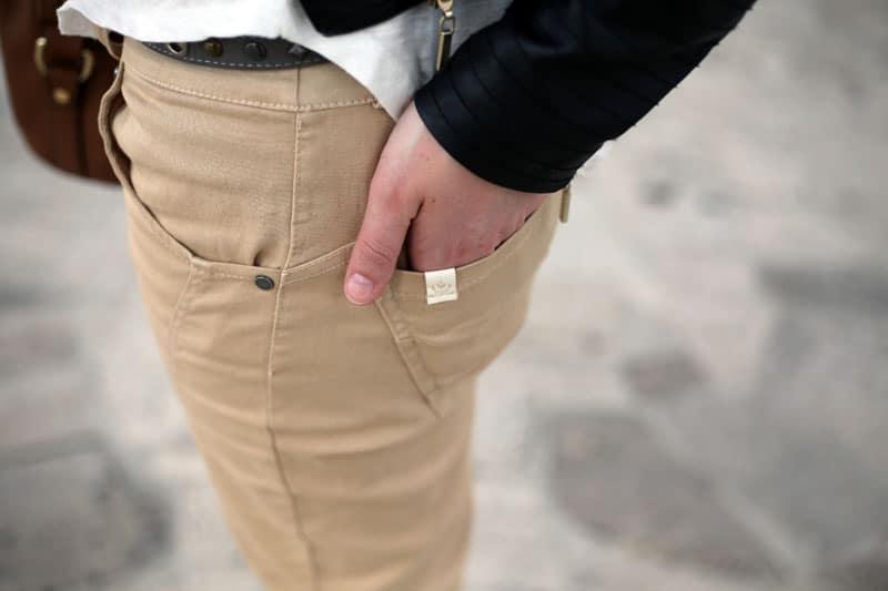 outfit pantaloni risskio