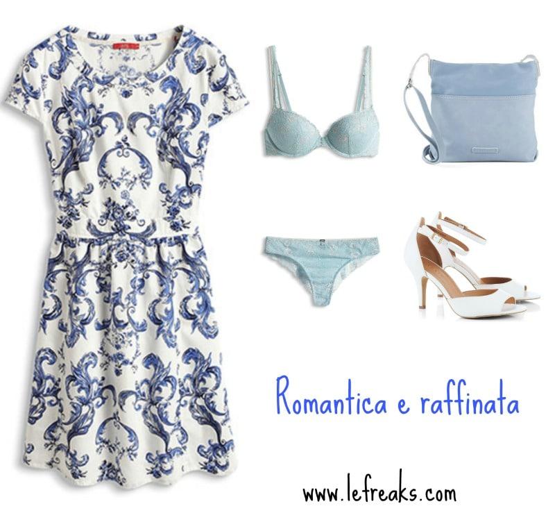 outfit primavera romantico chic esprit
