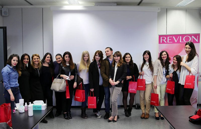 evento revlon italia collezione makeup pe2014 beauty blogger roma