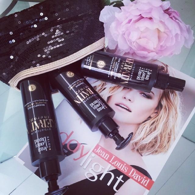 jean louis david keratin therapy beauty blogger roma