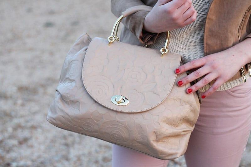 outfit primavera borsa braccialini mocassini fashion blogger roma