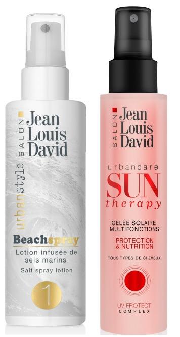 jean louis david prodotti capelli beach spray sun therapy