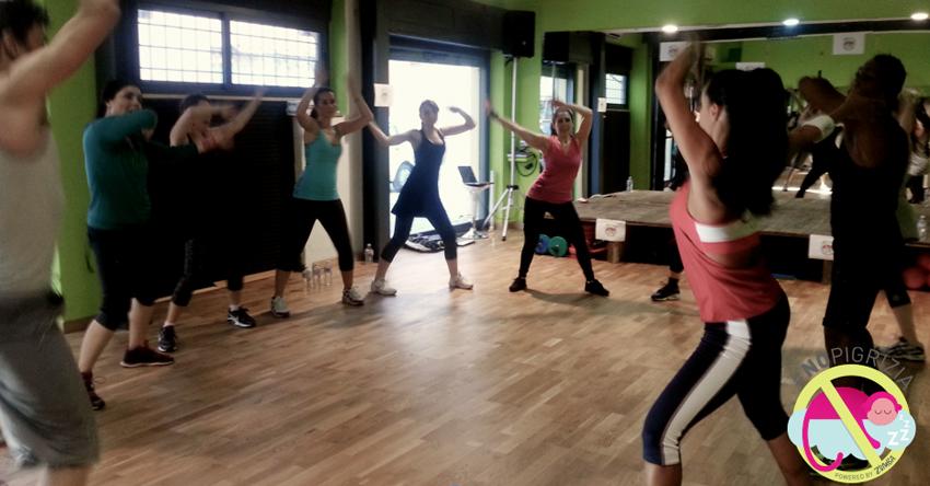 no pigrizia zumba fitness sport palestra fits roma vicky zagarra