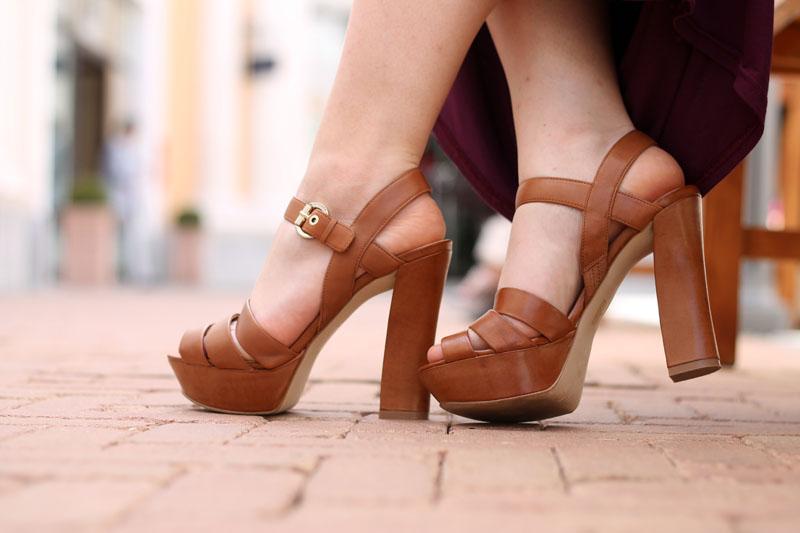 sandali tacco guess scarpe estate