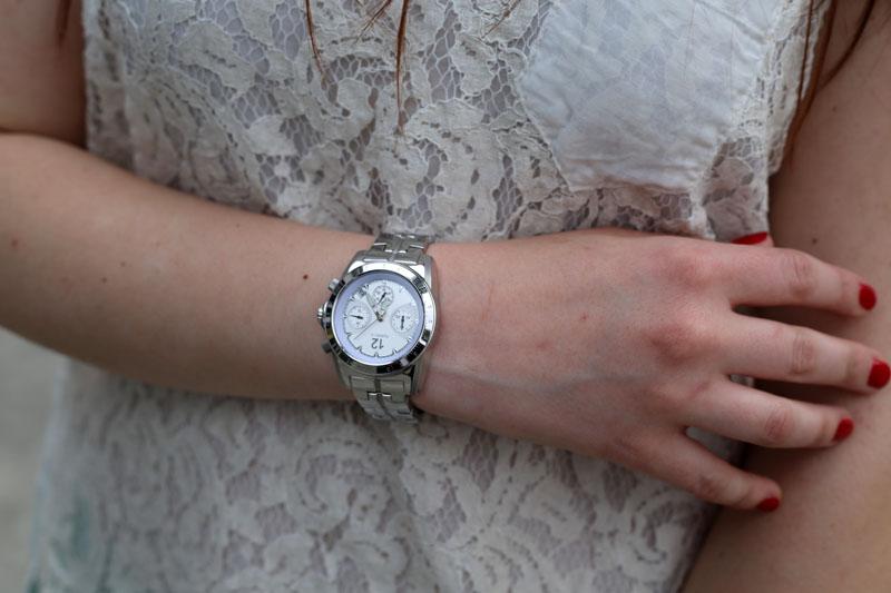 orologio acciaio donna breil