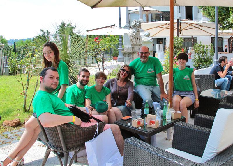 evento incontri tour san pellegrino roma food blogger