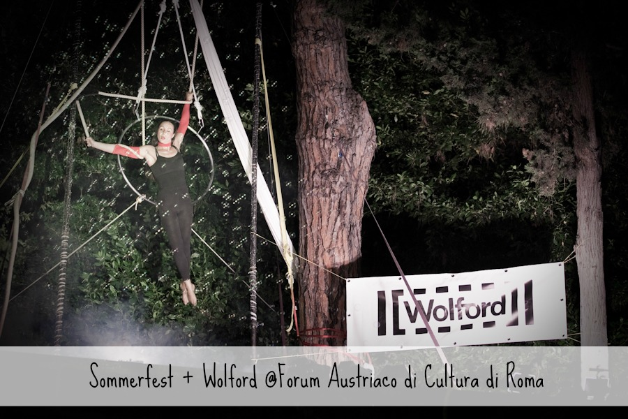 evento wolford sommerfest forum cultura austriaca roma