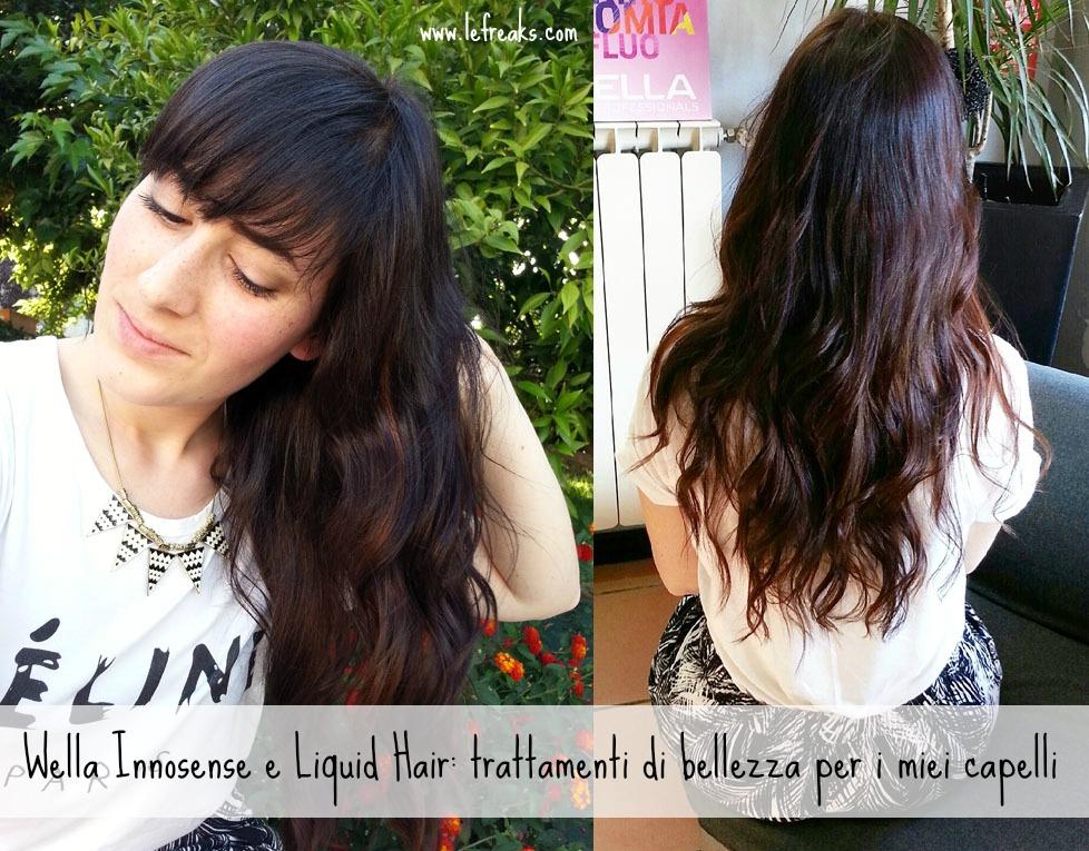 parrucchiera wella salone bellezza new look liquid hair innosense capelli