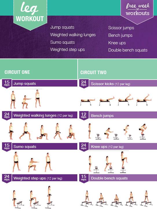 esercizi ginnastica gambe fitness workout kayla itsines