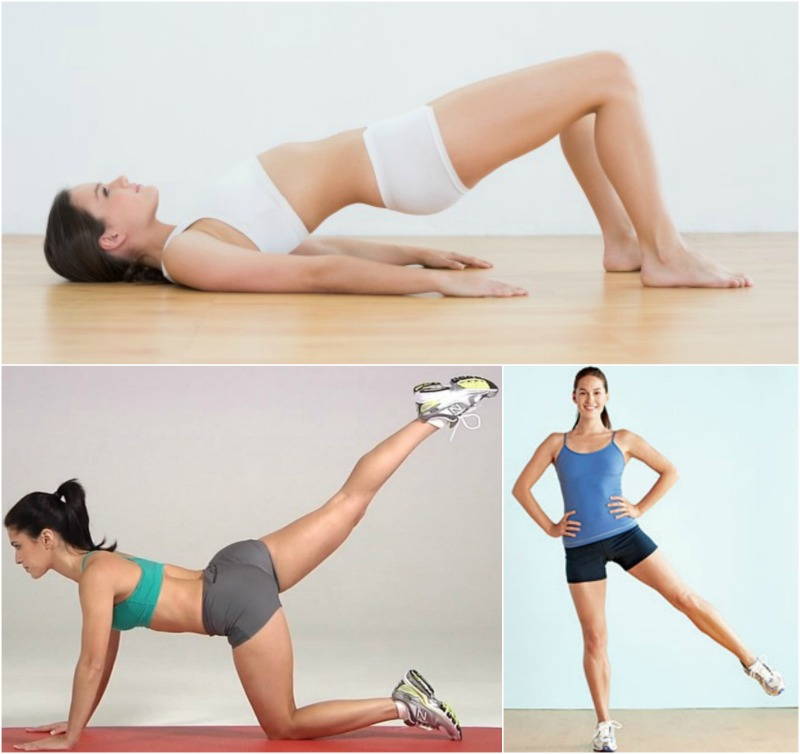 esercizi ginnastica gambe fitness workout