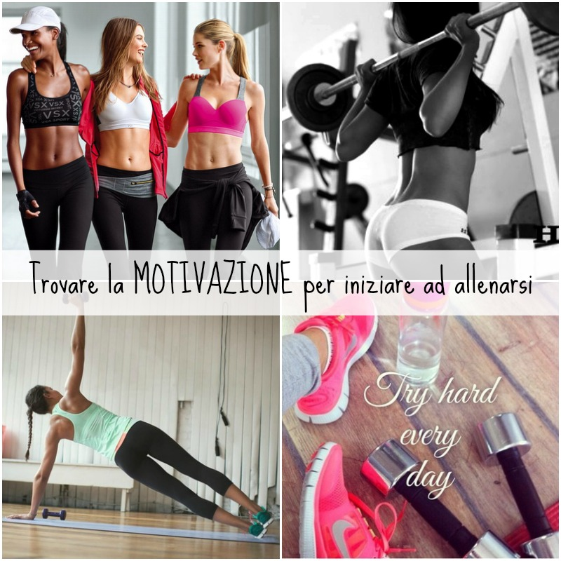 fitness motivation come trovare la motivazione per allenarsi