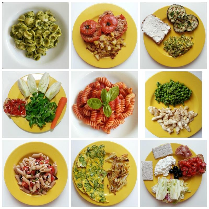 Tante idee per mangiare sano in modo semplice le freaks for Ricette di cibo