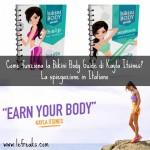 bikini body guide kayla itsines spiegazione italiano