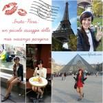federica orlandi vacanza parigi