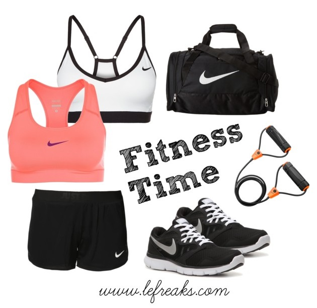 outfit sport fitness running