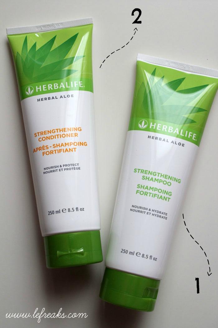 herbalife prodotti capelli corpo aloe vera senza parabeni e solfati