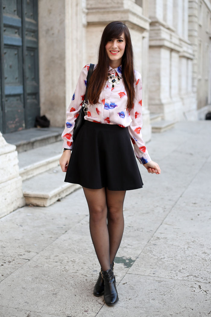 outfit-camicia-msgm-lips-mania-gonna-ruota-cut-out-boots-roma-3