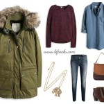 outfit casual per l'inverno shopping online esprit