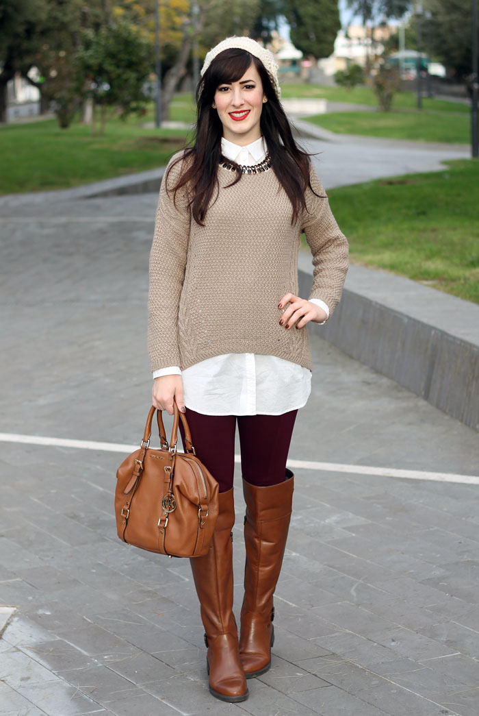 outfit,natale,leggings,maglione,oversize,cuissardes,3