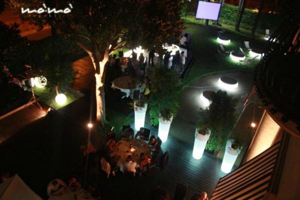 mo mo republic ristorante locale eventi roma trastevere