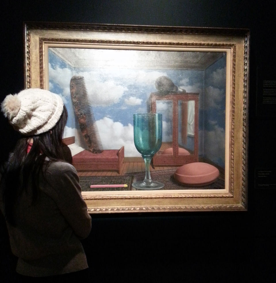 museo magritte bruxelles