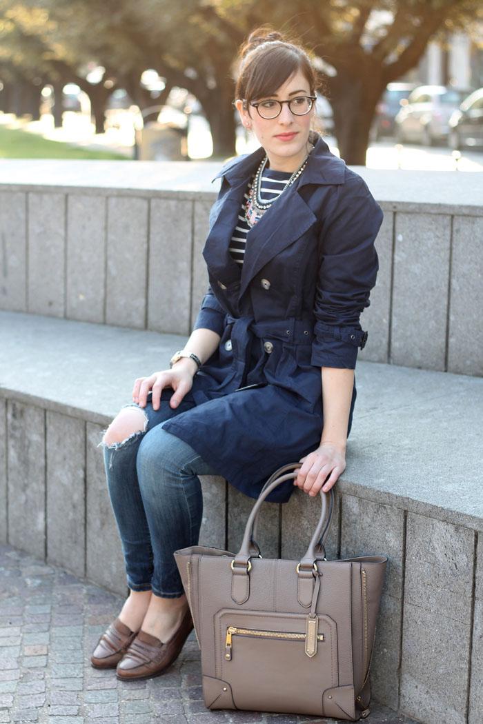 outfit-alla-marinara-primavera-trench-lidl-skinny-jeans-mocassini-1