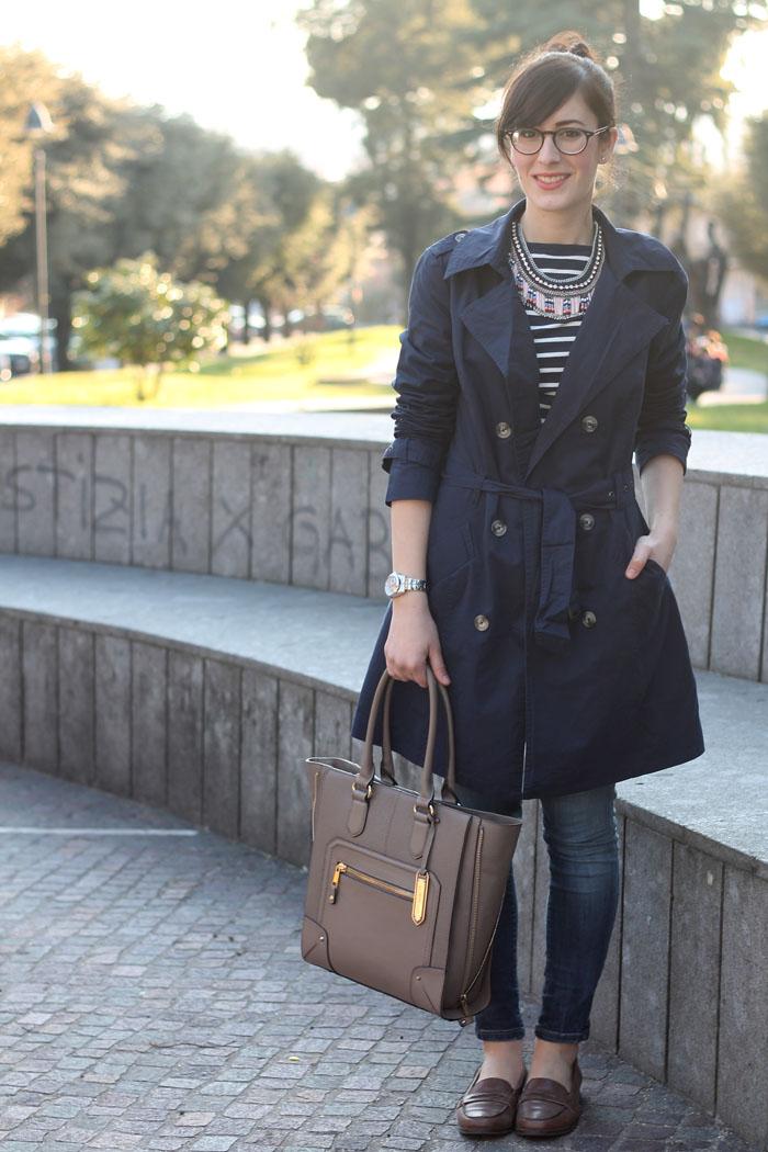 outfit-alla-marinara-primavera-trench-lidl-skinny-jeans-mocassini-2